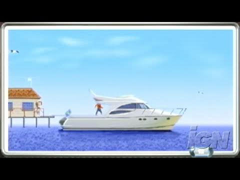 Hot Brain Sony PSP Gameplay - Boat Party