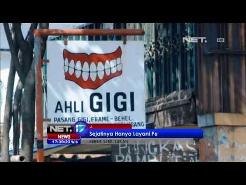 NET17 - Tukang gigi vs dokter gigi