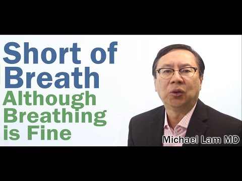 Shortness Of Breath Caused By Adrenal Fatigue