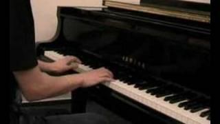 Nightwish - Kuolema Tekee Taiteilijan (piano version)