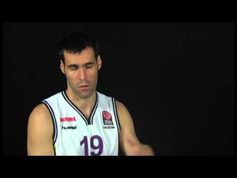 Pre-season interview: Fernando San Emeterio, Laboral Kutxa Vitoria