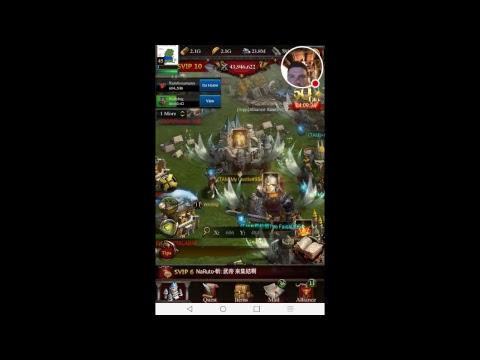 My Clash of Kings Stream0