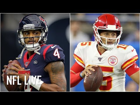NFL Live Predicts Winners For Week 6 Of The 2019 NFL Season | NFL Live