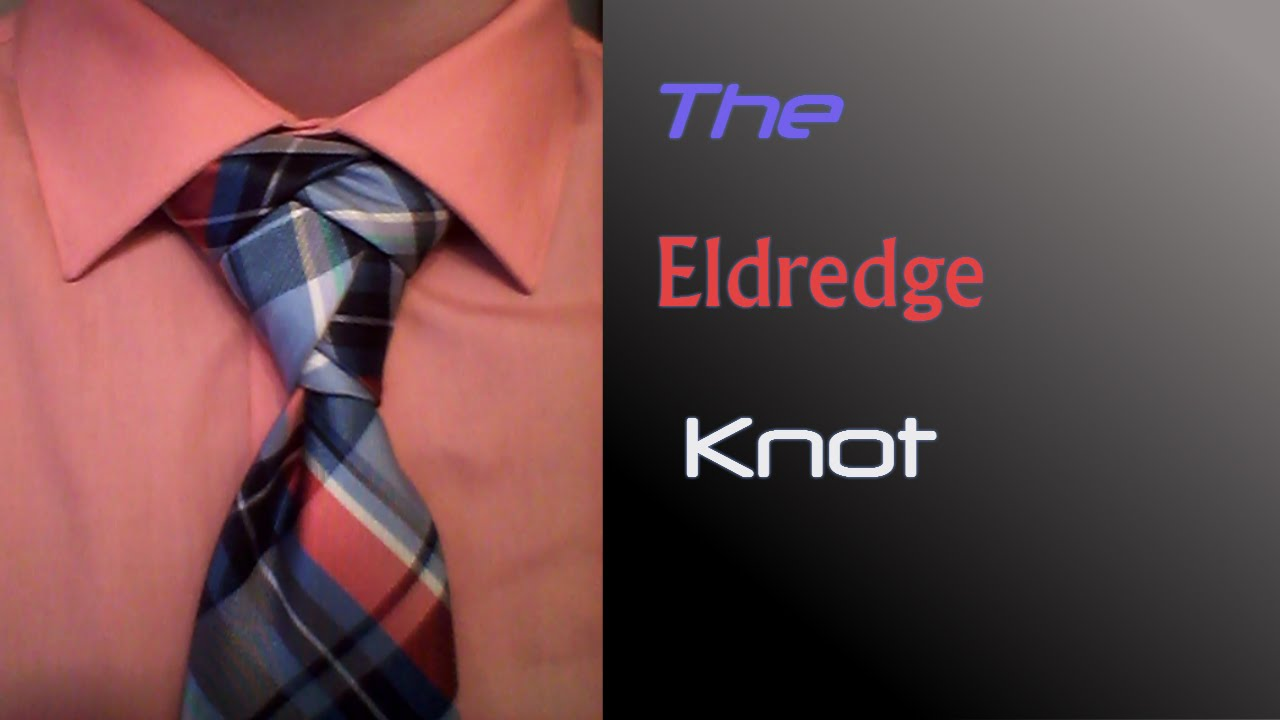 How to tie the eldredge knot youtube ccuart Image collections