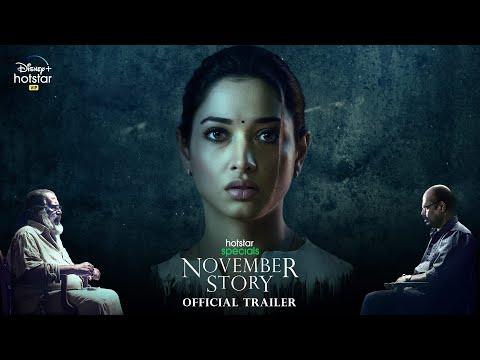 Hotstar Specials November Story Official Trailer | Tamannaah, Pasupathy, GM Kumar | 20th May