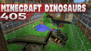 Minecraft Dinosaurs! || 405 ||| Killer Dilophosaurs!