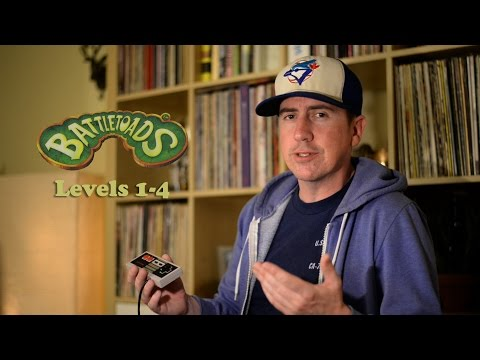 Bootsy Beats... Battletoads (NES) Part 1