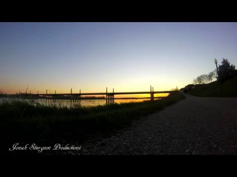 Discovery Bridge Time Lapse | Yankton, SD