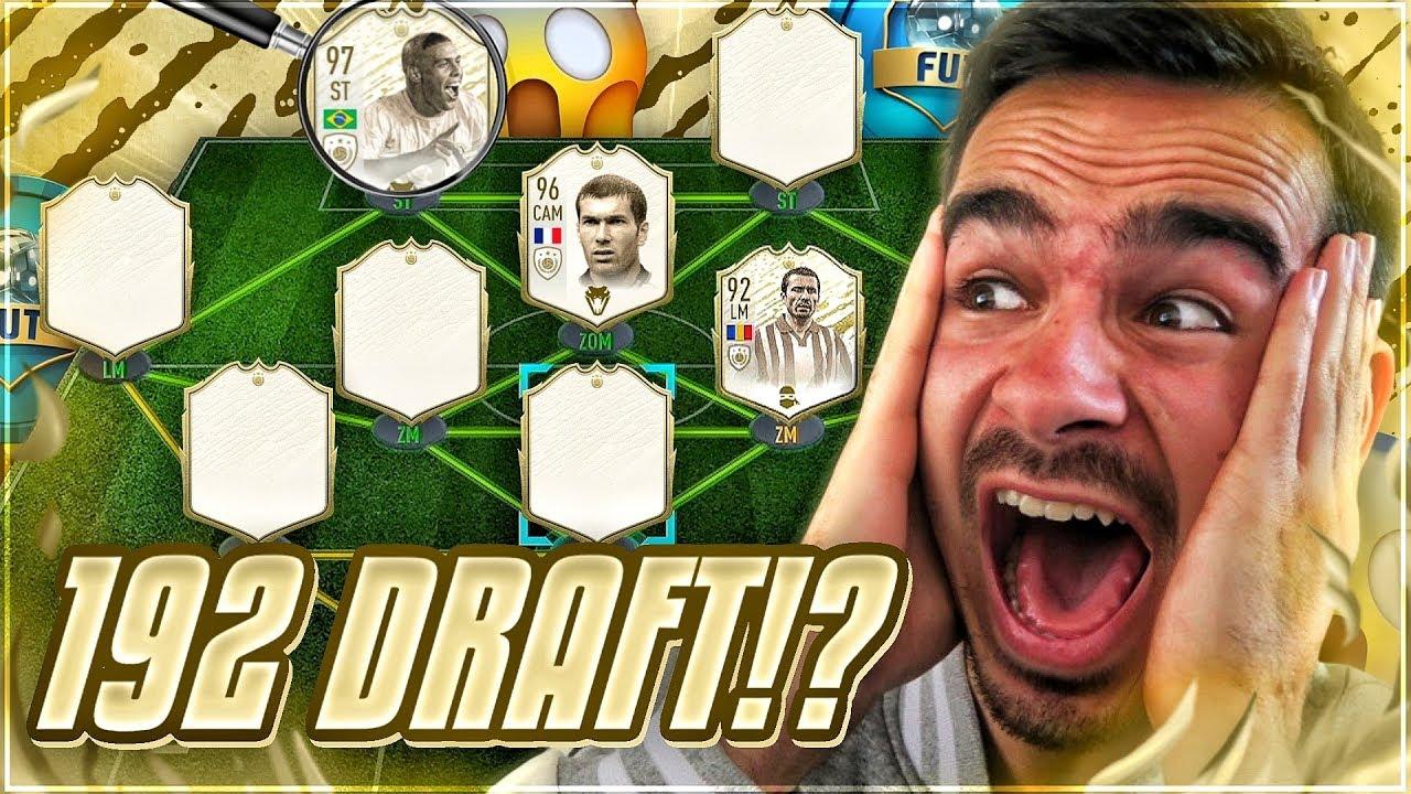 FIFA 20 : OMG ICON RONALDO 97 !! 😱🔥 5 ICON MOMENTS im Draft !! thumbnail