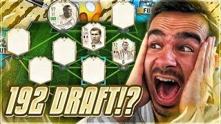 FIFA 20 : OMG ICON RONALDO 97 !! 😱🔥 5 ICON MOMENTS im Draft !!