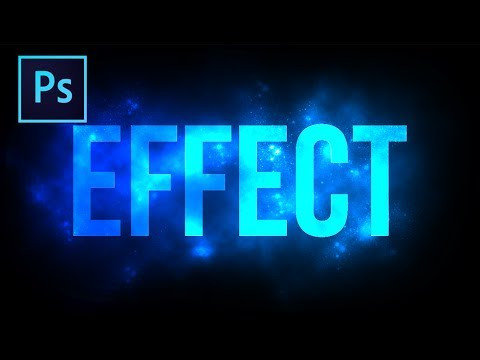 Photoshop Tutorial | Glowing Text Effect | Quick Tips