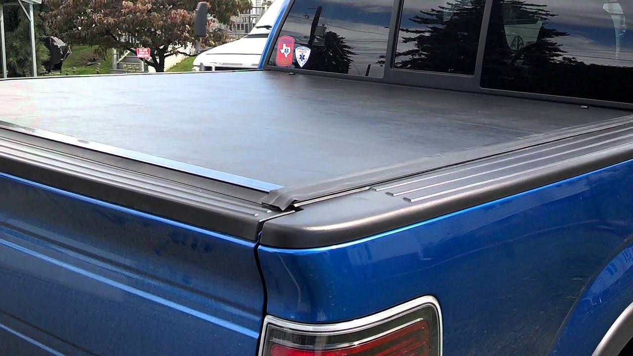 Bak Bakflip Vp On Ford F 150 Youtube