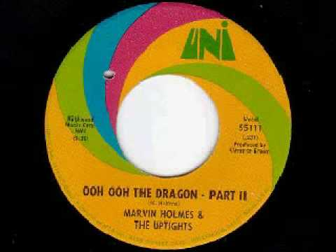MARVIN HOLMES & THE UPTIGHTS - OHH OHH THE DRAGON ...