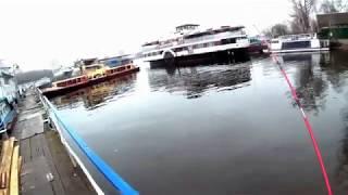 Рыбалка на Химкинском водохранилище 04 11 2019