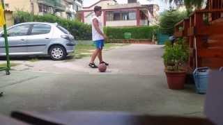Street Soccer Freestyle Combo Tricks / Skills ★ HD