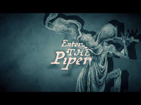 Death Of A Dryad - Enter the Piper [Lyric Video]