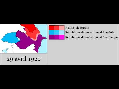 Red Army invasion of Azerbaijan (1920) Every Day