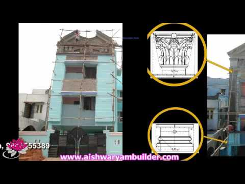 Building Renovation Architecture Old Building Re Modulation Work