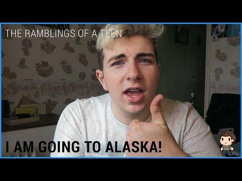 I Am Going To Alaska!!! Big Trip 2016