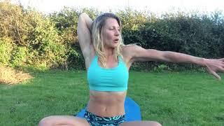 6 minute Shoulder Love Yoga