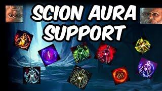 [POE] Everything you need to know about Scion Aura Support