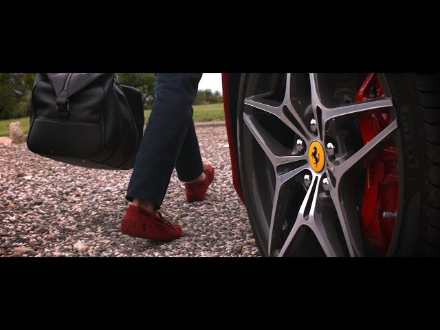 Tod's for Ferrari Collection