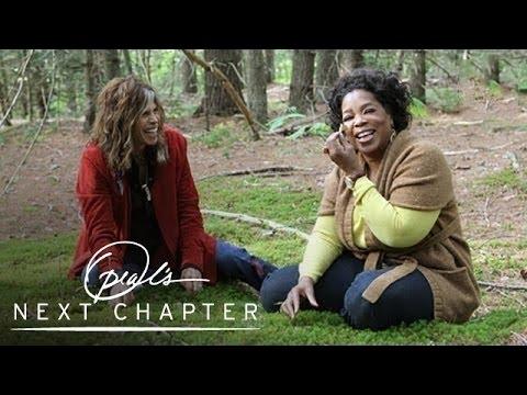 Steven Tyler's Sacred Place | Oprah's Next Chapter | Oprah Winfrey Network