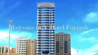 V HOTEL FUJAIRAH  2020