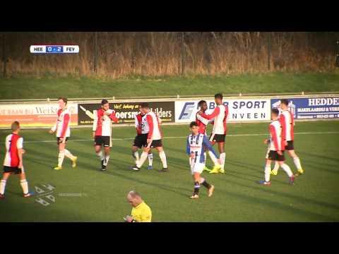 Samenvatting sc Heerenveen O17 - Feyenoord O17 (8e Finale Beker)