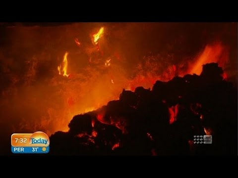 Two people killed in devastating South Australia bushfire