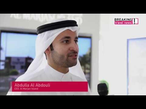Abdullah Al Abdouli, chief executive, Al Marjan Island