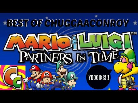 Best of Chuggaaconroy - Mario and Luigi: Partners in Time