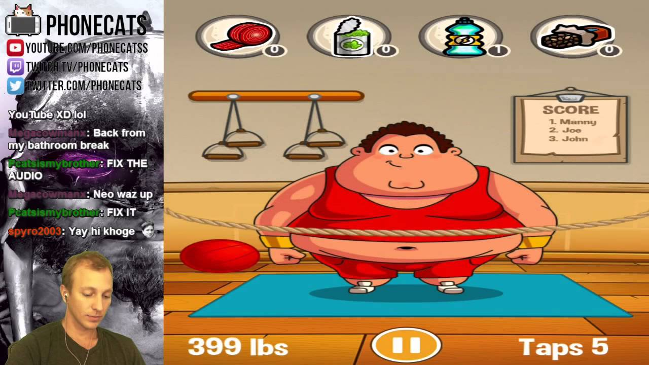 how to become fat and fit
