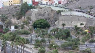 'Cohete' Suárez @ ERC Rally Islas Canarias (2017) Tramo Espectáculo SS6