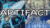 artifact chrono deck vs ibi richua-yugioh arc-v tag force