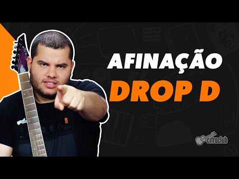 Afinação Drop D
