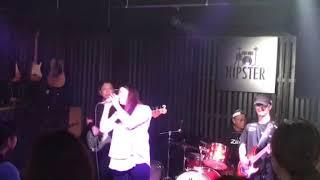 2018/10/27 軽音部ライブにて ヤイコバンド 藤川、ソラ、須藤くん、伊藤...