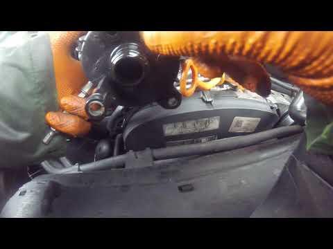 Where Does Volkswagen Crafter 2.5 Oil Go? / Куда девается масло Volkswagen Crafter 2 5