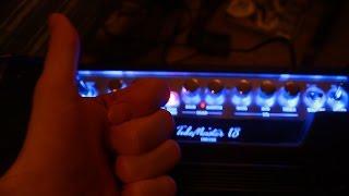 Amp Comparison - Old Amp vs New Amp