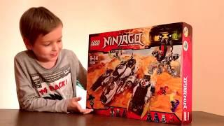 Обзор LEGO NINJAGO 70595 Лего Ниндзяго от iRONa