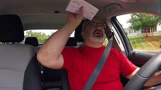 UBER sending out Settlement Checks