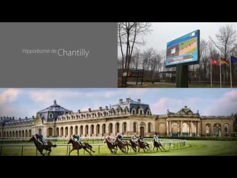 Galaxia Electronics France GALOP Winvision Screen