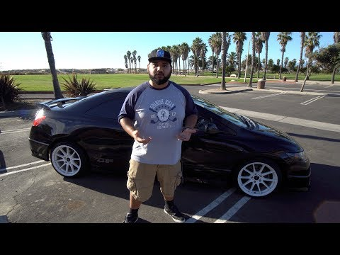 What To Look For When Buying A Used Honda Civic Si (2006-2011 8th Gen)