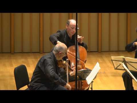 W. A. Mozart - String Quartet in D Major K. 575