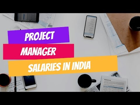 Project Manager Salary In India | IT Manager Salary In India
