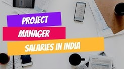Project Manager Salary in India   IT Manager Salary in India