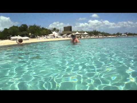 Seven Mile Beach HD - TIki Beach - Grand Cayman - George Town - Caribbean