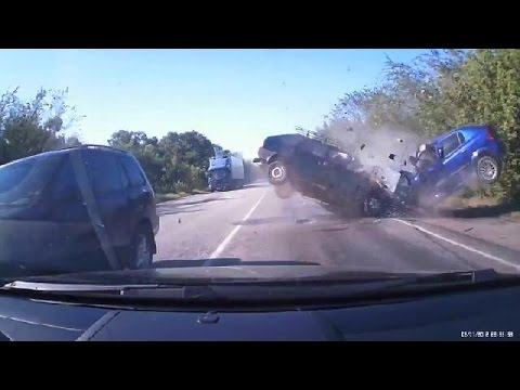 Car crashes compilation Accident | Compilation d'accident de voiture n°245 | Road rage | авария