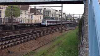 RER A . Maisons-Laffitte
