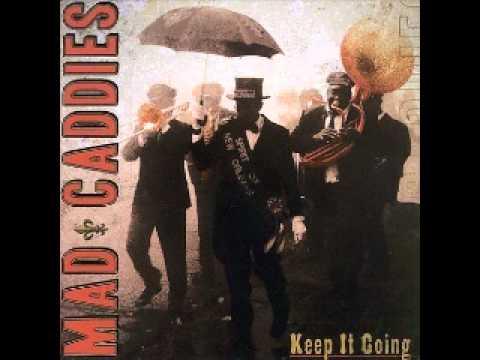 Mad Caddies- Tired Bones